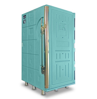 armoire isotherme ferme