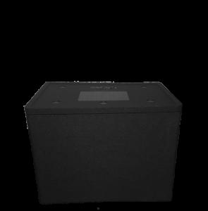 BOX 64 SCHLIESST