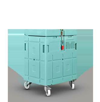 INSULATED BAC 160 OLIVO COLD LOGISTICS